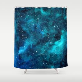 Galaxy no. 2 Shower Curtain
