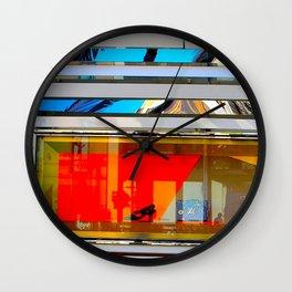 Vuitton Wall Clock