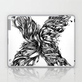 The Illustrated X Laptop & iPad Skin