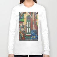 arab Long Sleeve T-shirts featuring The Streets by CforCel