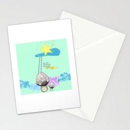 My Star 1 Stationery Cards