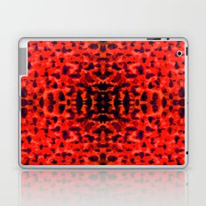 Red Petals Laptop & iPad Skin