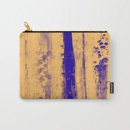 Gerhard Richter Inspired Abstract Urban Rain 4 Modern Art - Wall Decor Carry-All Pouch