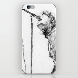 Live forever iPhone Skin