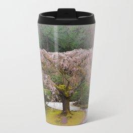 Serenity Prayer Cherry Tree One Travel Mug