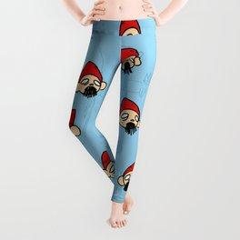 gnomes Leggings