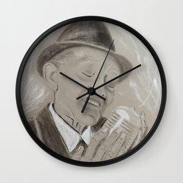 Jimmy Scott Wall Clock