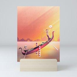 Venice Seesaw Mini Art Print