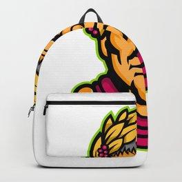 Gaius Julius Caesar Mascot Backpack
