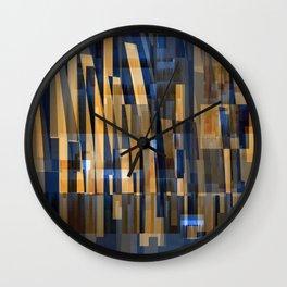 conflicting interests Wall Clock