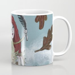 Autumn Fairy Coffee Mug