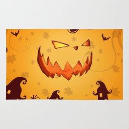 Halloween Smile Rug