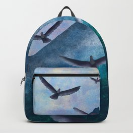 The Flight of The Eagles Backpack