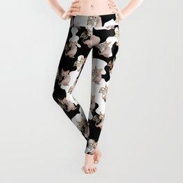FAB pattern Leggings