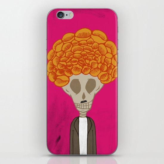 Cemcalacasúchil iPhone & iPod Skin