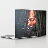 rasta Laptop & iPad Skins featuring Rasta by Bocese