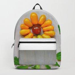 Tomato Sunflower Backpack