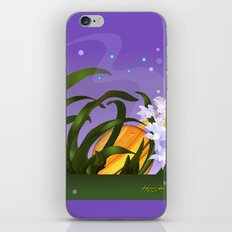 The Flowering of the Universe iPhone & iPod Skin
