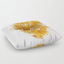 Reach For The Stars Floor Pillow