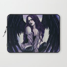 Star Light, Star Bright Sexy Gothic Angel Laptop Sleeve