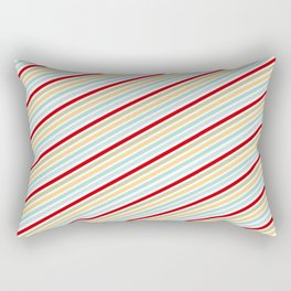 All Striped Rectangular Pillow