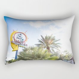 18b Arts District Las Vegas Rectangular Pillow
