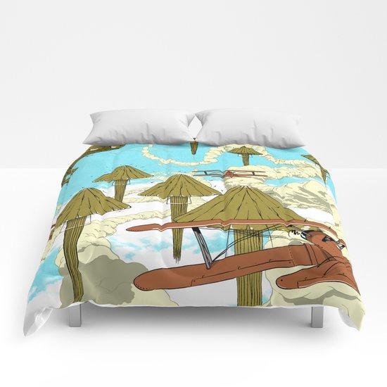 Jellyfish's War Comforters