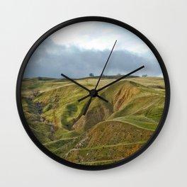 Napa Valley Wall Clock