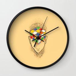 Enigma Wall Clock