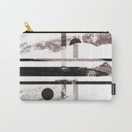 Equilibrium (Deconstructed Polyscape 6) Carry-All Pouch