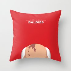 Gorbachev Throw Pillow
