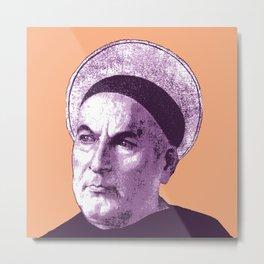 Saint Thomas Aquinas Metal Print