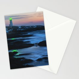 Blustery Twilight Stationery Cards