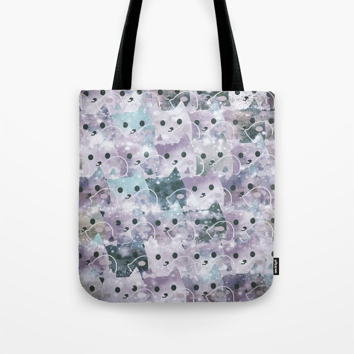 cats-138 Tote Bag