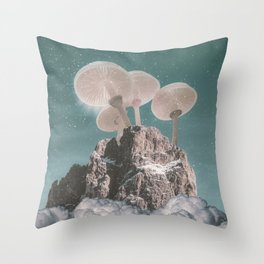 The great nature Throw Pillow