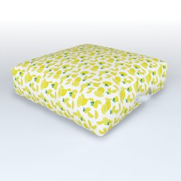 Lemoncello Outdoor Floor Cushion