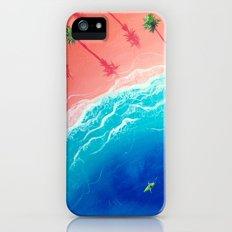Kay-atching Waves iPhone (5, 5s) Slim Case