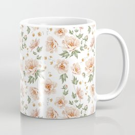 Flower samless pattern Coffee Mug