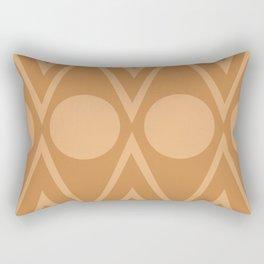 Awaking Sun Rectangular Pillow