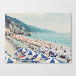 Monterosso al Mare, Cinque Terre, Italy Canvas Print