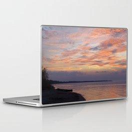 Serenity sunset Laptop & iPad Skin