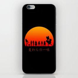 New World V2 iPhone Skin