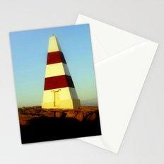 Obelisk on Cape Dombey Stationery Cards