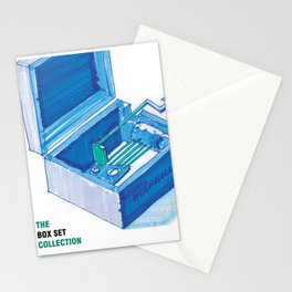 The Box Set Collection Stationery Cards