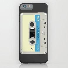 Compact cassette iPhone 6s Slim Case