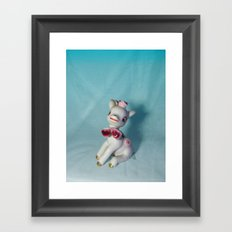 Bloodlust Bambi Framed Art Print