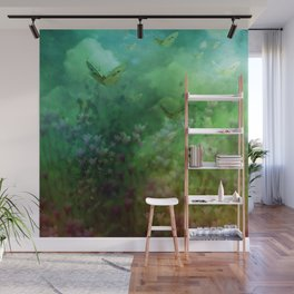 """""""The Enchanted Forest"""" (Fairyland) Wall Mural"""