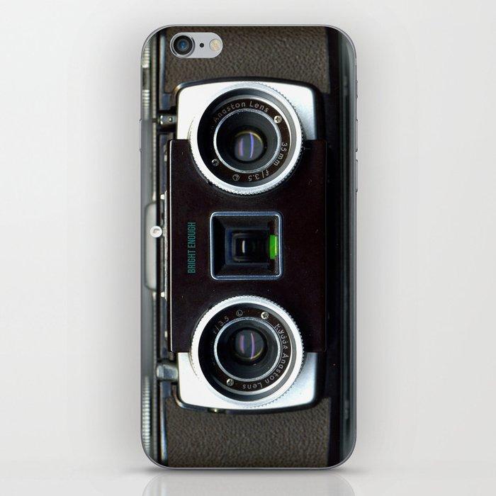 Camera  iPhone Skin