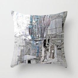 Folder/Book Throw Pillow