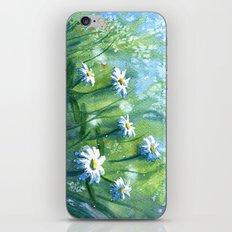 Daisies I iPhone & iPod Skin